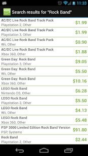 Video Game Price Charts