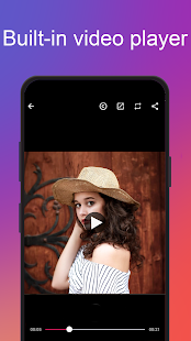 Photo & Video Downloader for Instagram - Instake Screenshot