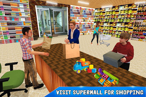 Virtual Step Dad Simulator: Family Fun 1.05 screenshots 14