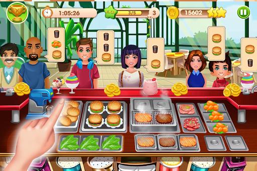 Cooking Talent - Restaurant fever 1.1.5.7 screenshots 3