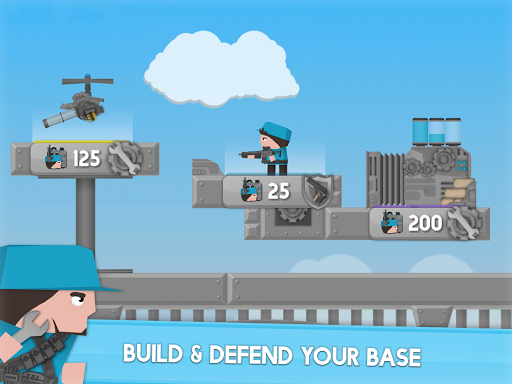 Clone Armies: Tactical Army Game  screenshots 10