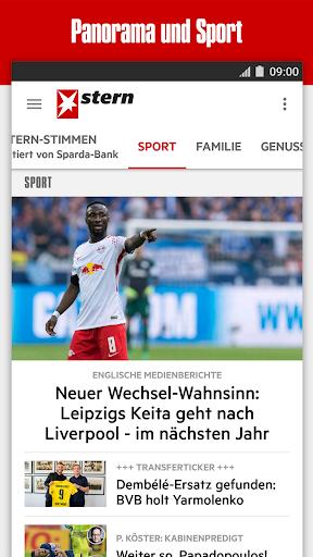 stern - Aktuelle Nachrichten  screenshots 2