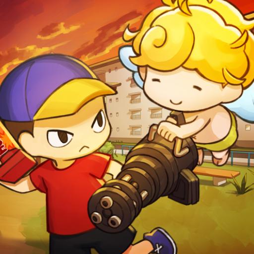 にょろっこ【非対称対戦サバイバルアクション】一緒に遊べるオンラインゲーム