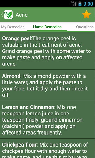 Home Remedies+ : Natural Cures 2.9 Screenshots 2
