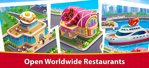 Cooking Marina - fast restaurant cooking games android2mod screenshots 13