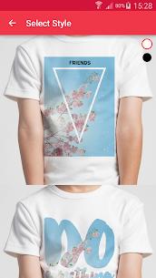 T-shirt design – Snaptee 5