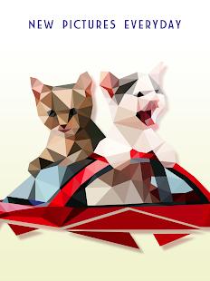 Bonza Poly Art - Tenkyu Animal Jam for Kids