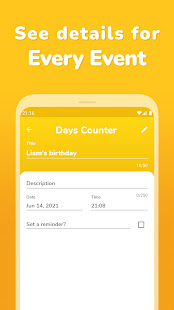 Days Counter - Countdown Timer