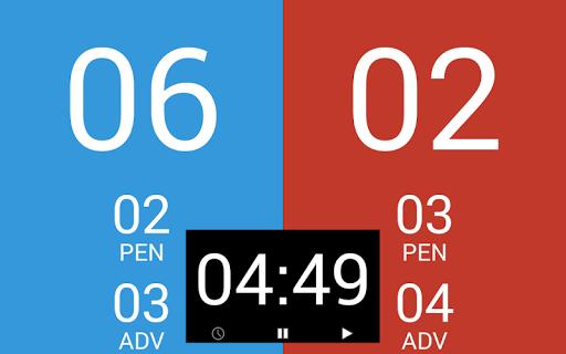 bjj timer screenshot 3