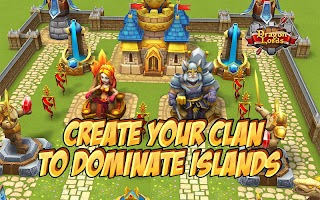 Dragon Lords: 3D strategy