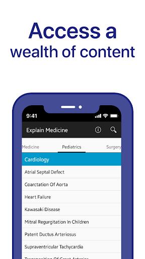 Explain Medicine 1.0.7 Screenshots 2