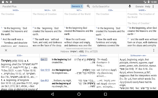 Parallel Plusu00ae offline Bible app with helps android2mod screenshots 13