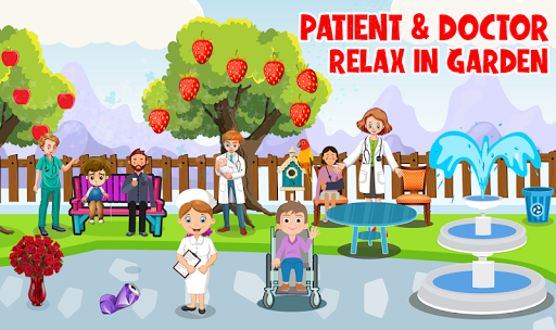My Pretend Play Hospital Games: Doctor Town Life  screenshots 6
