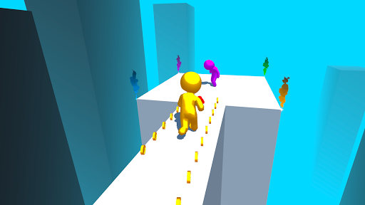 Color Run Stickman 3D apkpoly screenshots 8