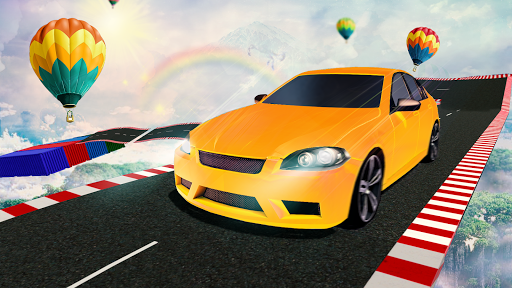 impossible track car driving games: ramp car stunt screenshot 3