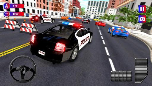Police Cop Chase Racing: City Crime apkdebit screenshots 2