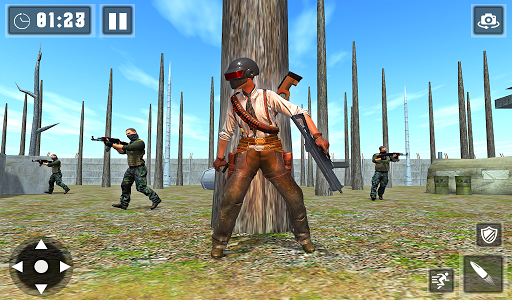 Royal Army Battle - Battleground Survival Games 3 Screenshots 12
