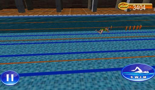 Swimming Race 3D screenshots 15