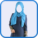 Burqa Women Photo Suit