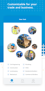 Contractor WorkZone - Business Management Tool