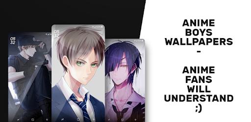 Anime Boy Wallpapers Anime Wallpaper Anime Boys Apps On Google Play