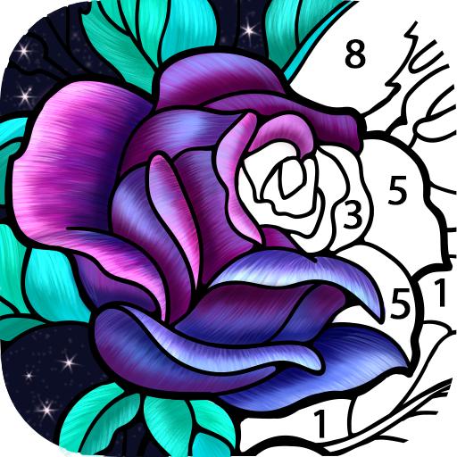 Happy Color - colorir, pintar por número