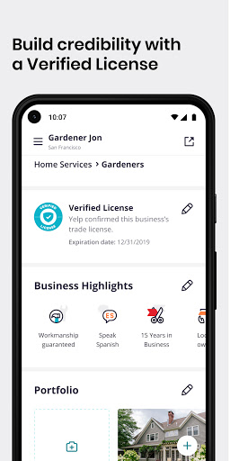 Yelp for Business: Connect with local customers android2mod screenshots 5
