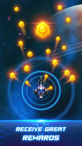 Space War: Spaceship Shooter modavailable screenshots 10