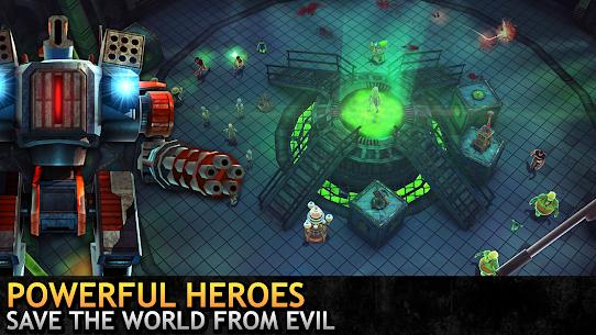 Last Hope TD – Zombie Tower Defense Games Offline 3.82 Apk + Mod 3
