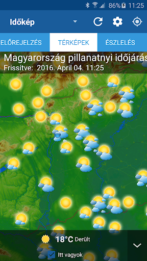 Idu0151ku00e9p 3.6.10 Screenshots 3