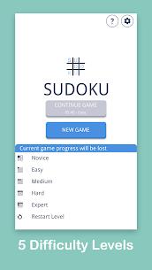 Sudoku: Easy Sudoku & Free Puzzle Game 4