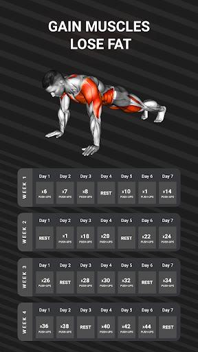 Workout Planner by Muscle Booster apktram screenshots 1