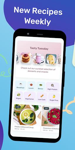 YAZIO Calorie Counter & Intermittent Fasting App 7.1.5 Screenshots 6