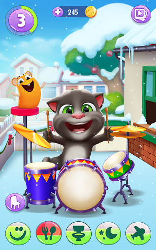 My Talking Tom 2 2.5.0.9 screenshots 17