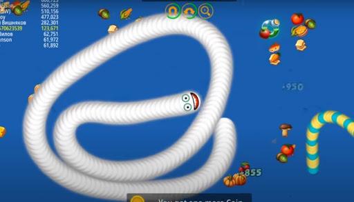 Snake Zone.io : Master Worm io  screenshots 2