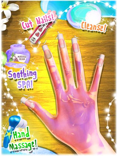 My Nails Manicure Spa Salon - Girls Fashion Game screenshots 4