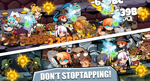 Tap Dungeon Hero:Idle Infinity RPG Game apktram screenshots 3