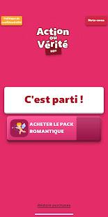 Action ou Vérité - Hot 5.0.1 screenshots 1