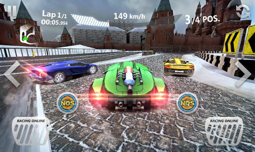 Sports Car Racing 1.5 Screenshots 8