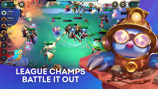 Teamfight Tactics : League of Legends Strategy Game 1