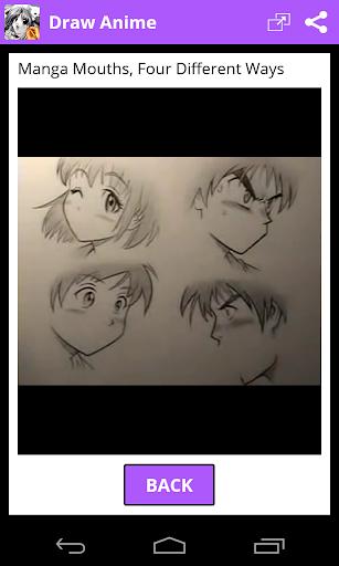 Draw Anime - Manga Tutorials 3.0.1 Screenshots 6
