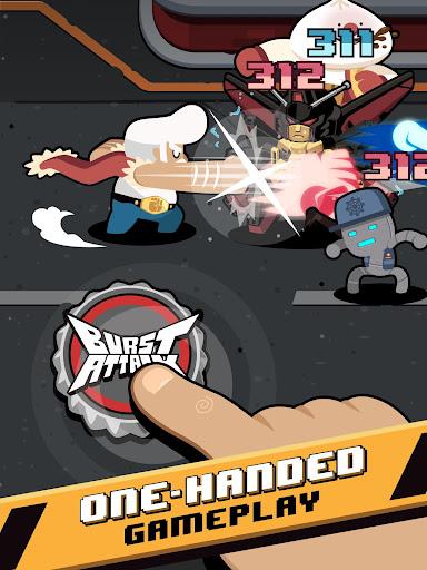 Brawl Quest - Offline Beat Em Up Action  screenshots 7