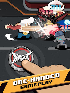 Brawl Quest-Beat Em Up Fighting Action
