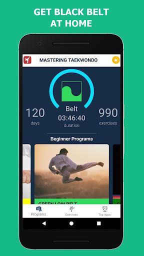 Mastering Taekwondo - Get Black Belt at Home 1.1.8 Screenshots 3