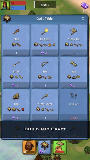 Krafteers: battle for survival  screenshots 2