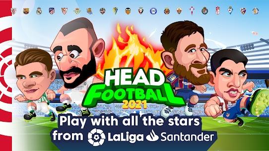 Head Football LaLiga 2021 Mod Apk (Unlimited Money) 1