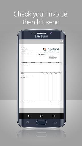 Invoice Maker u2013 estimate, invoice and receipt app  screenshots 5