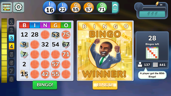 Bingo Tycoon Screenshot