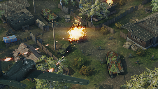 Ghosts of War WW2 Shooting games MOD APK 0.2.6 4