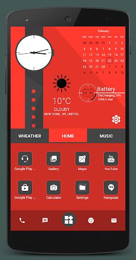 Home Launcher 2021 - App lock, Hide App  Screenshots 5